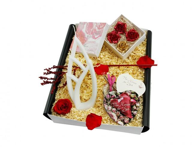 ein flammenmeer der romantischen art ideas in boxes blog. Black Bedroom Furniture Sets. Home Design Ideas