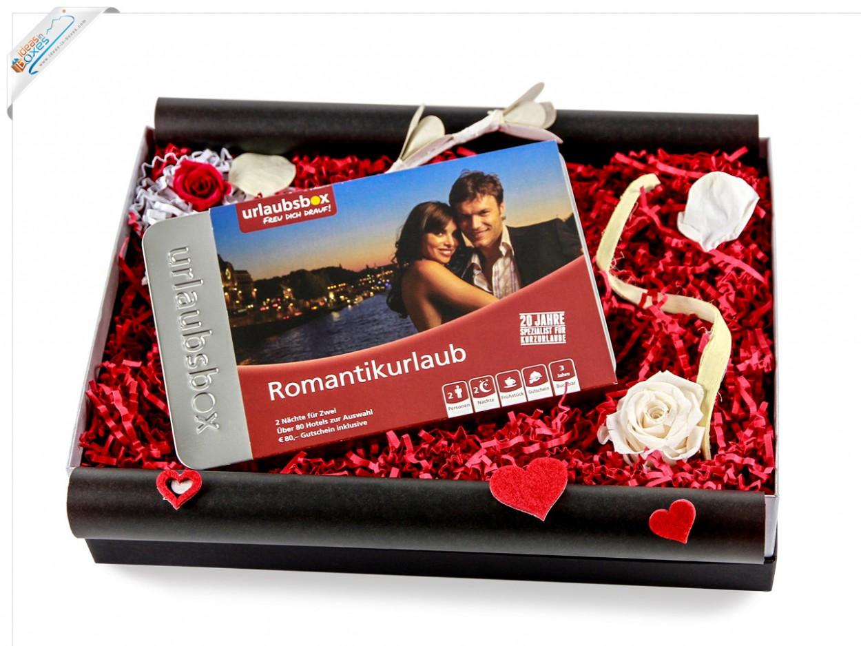 Romantische geschenkideen zur hochzeit