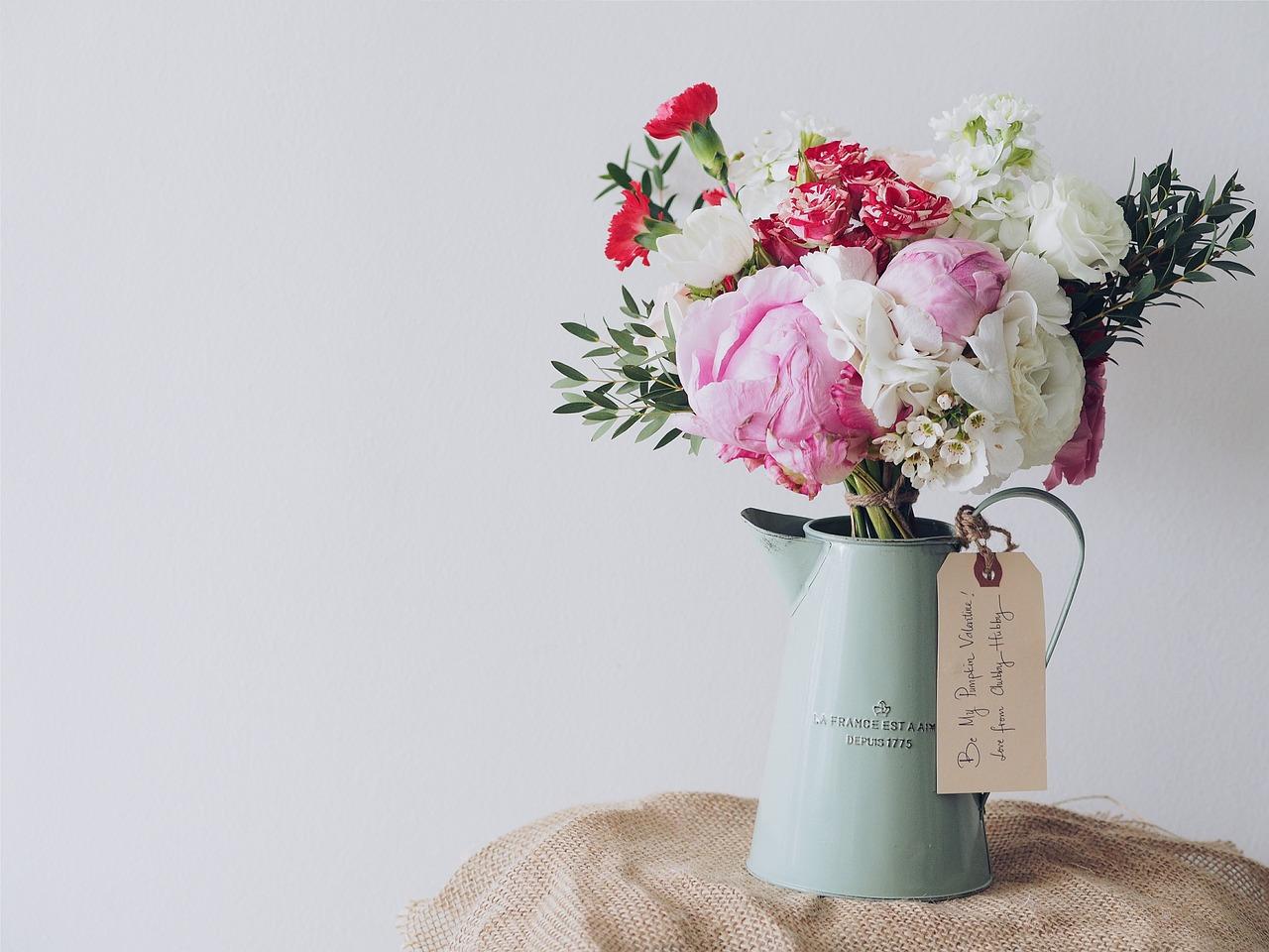 Blumen zum Valentinstag?