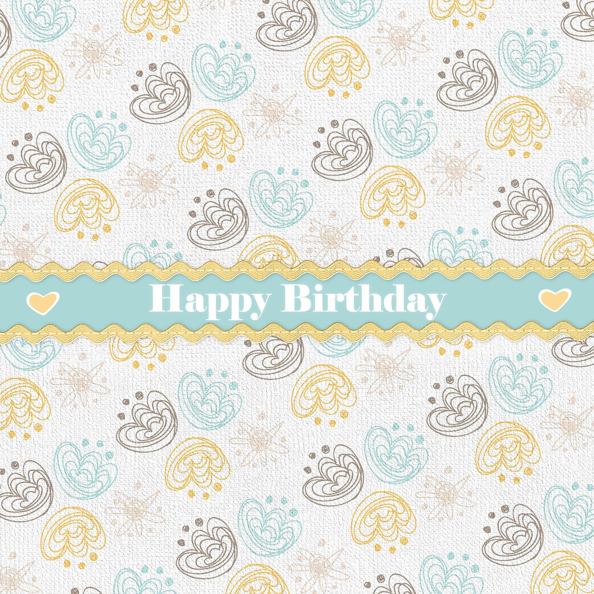 Liebevolle Geburtstagswünsche – Designs & Sprüche