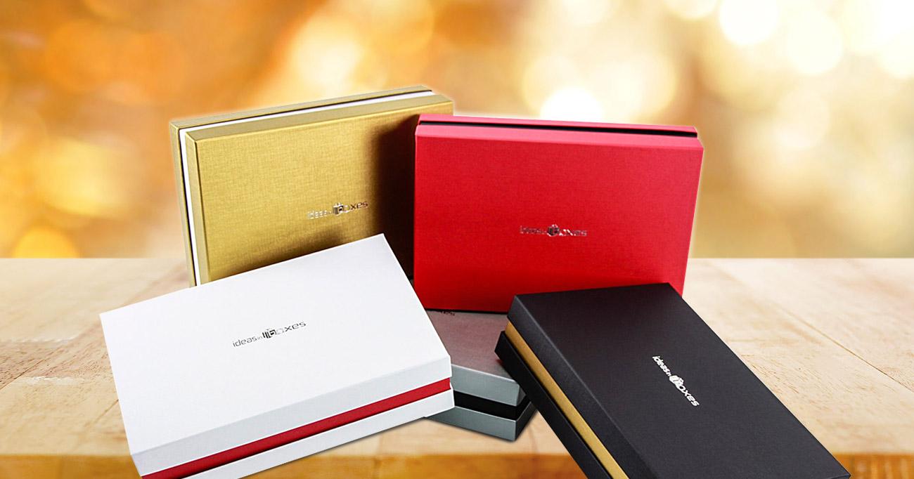 Geschenkboxen – Emotionen zu allen Anlässen