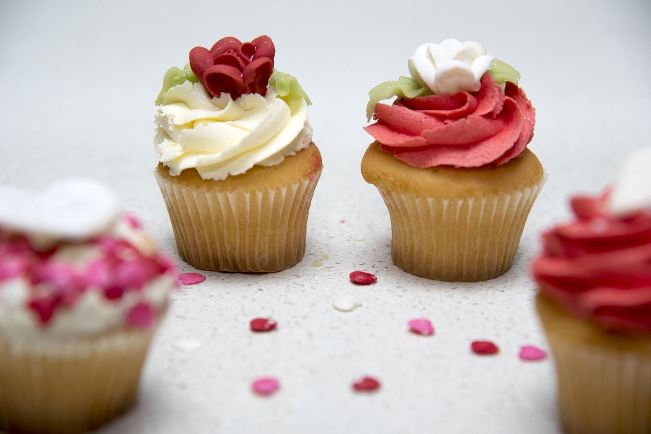 Cupcakes zum Geburtstag