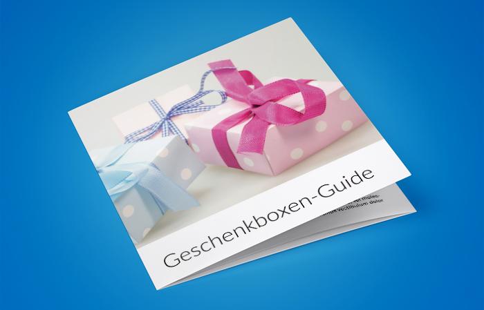 Geschenkbox Guide