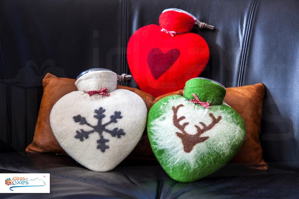 Wärme schenken kommt von Herzen
