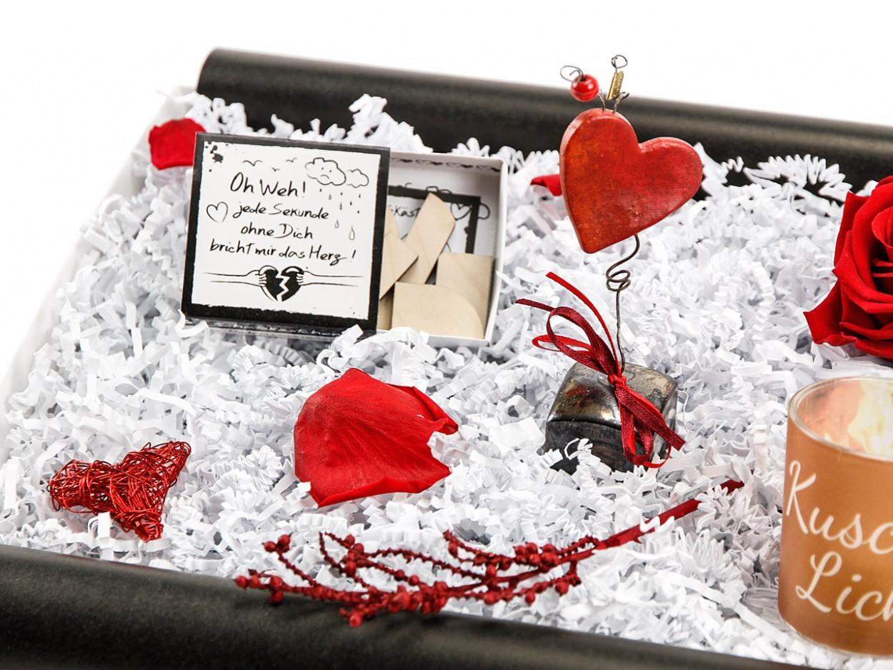 Liebesbox Geschenkset Valentinstag Geschenk Freundin Ideas In
