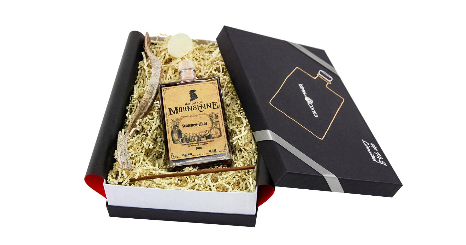 Handmade Moonshine – Handgemachte Liköre & Brände