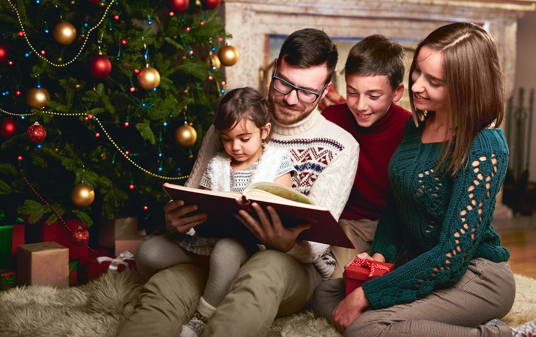 Die beliebtesten Weihnachtslieder, Geschichten & Filme