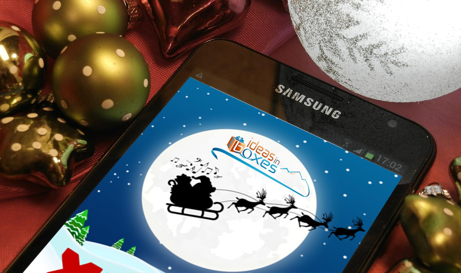 Festliche Weihnachts-Apps für Dein Smartphone