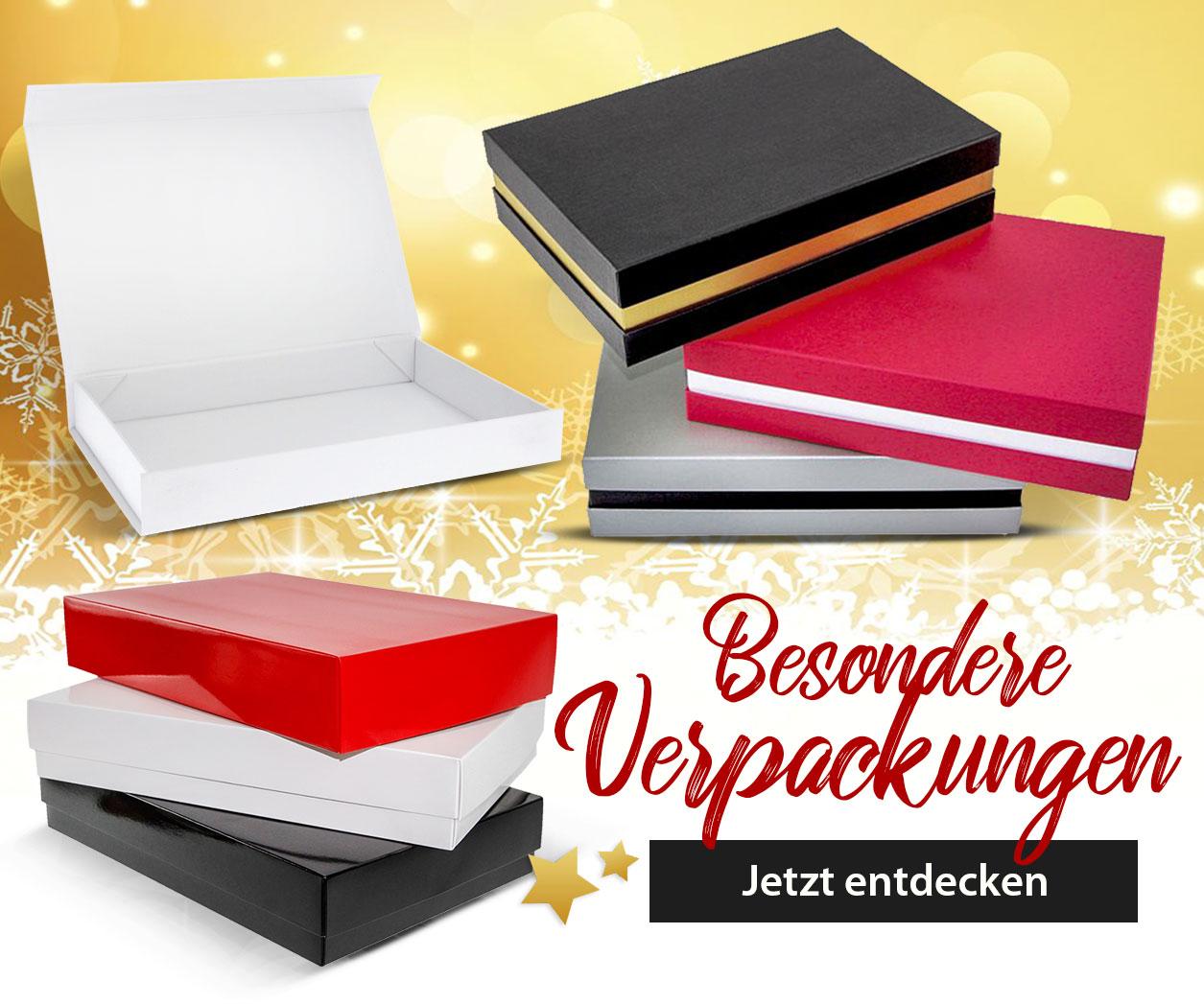 Weihnachtsgeschenke Geschenkverpackung