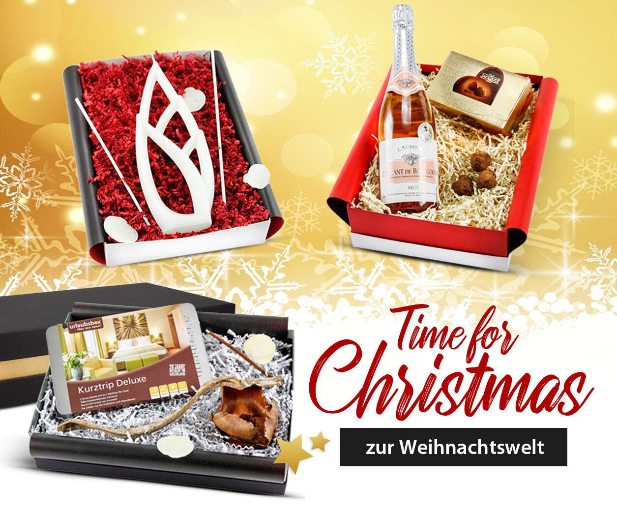 Weihnachtsgeschenke online bestellen