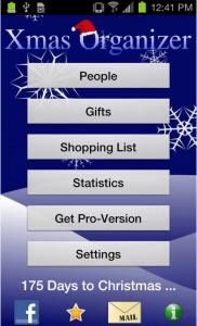 xmas-organizer-android-app