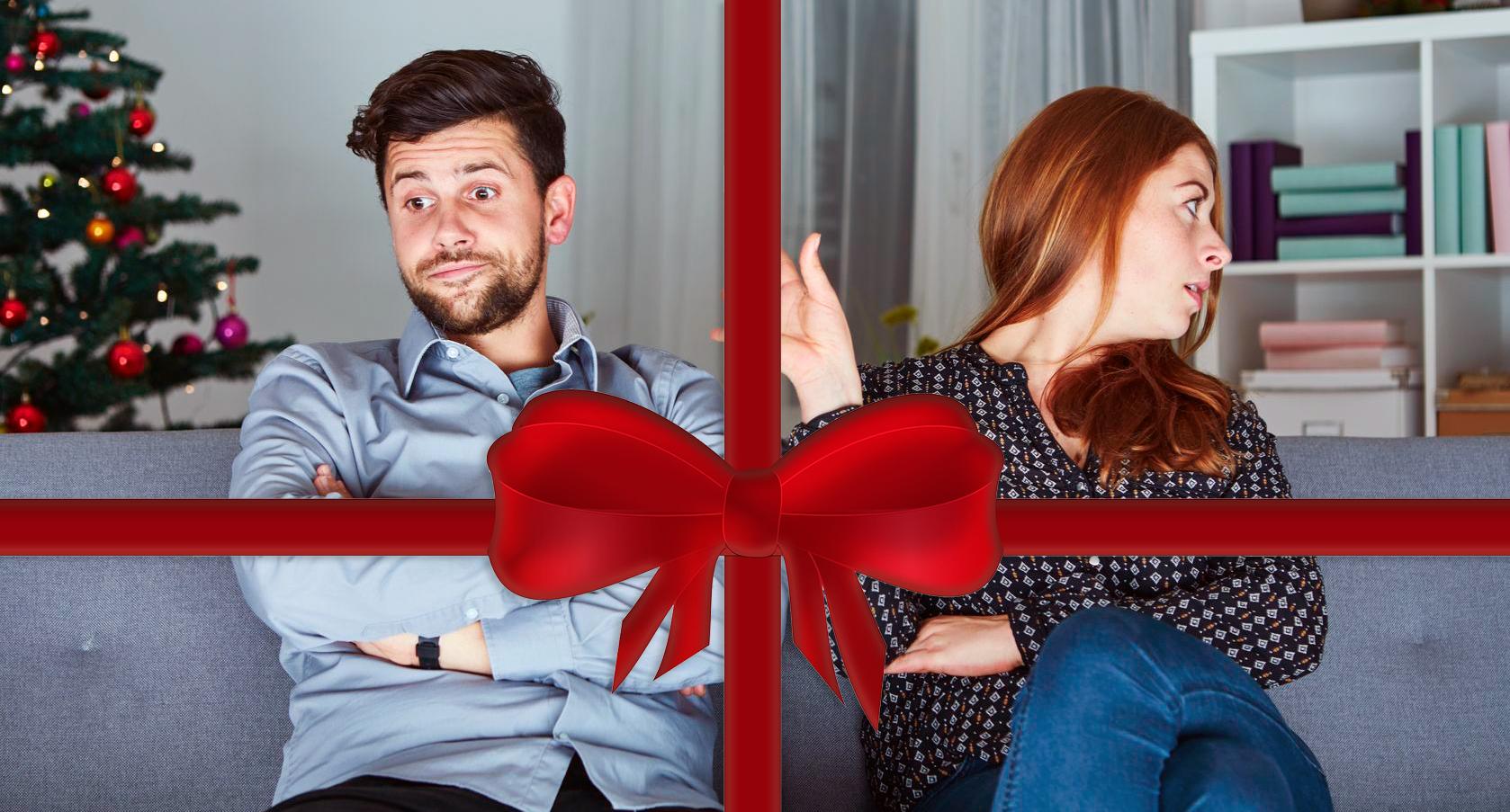 Weihnachtsgeschenke verpacken für Dummies (Männer)