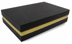 geschenkverpackung-geschenkbox-schwarz-gold-schwarz-33x8x22cm