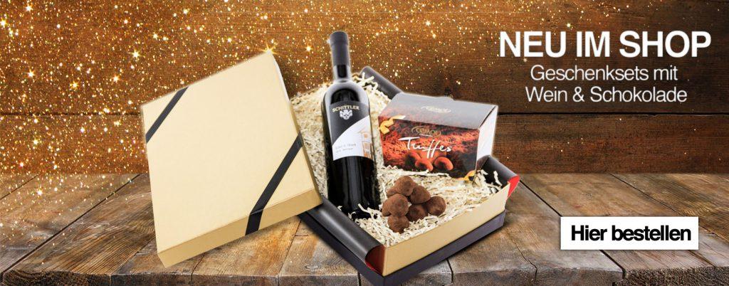 Weihnachtgeschenk - Geschenkset Wein - Geschenk zu Weihnachten