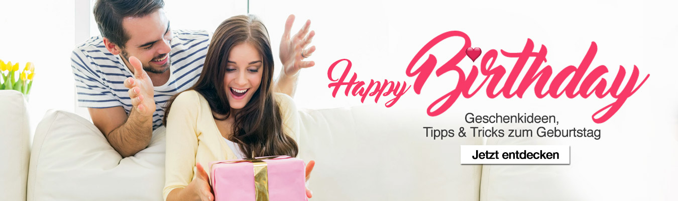 Geschenkidee Geburtstag Blog