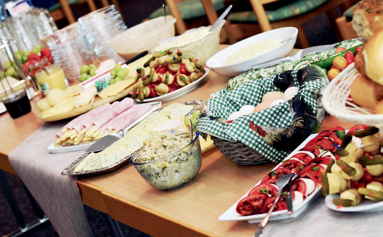 Geburtstagsessen & Getränke – Ideen