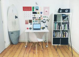 Geburtstagsgeschenk Kurztrip / Airbnb-Zimmer