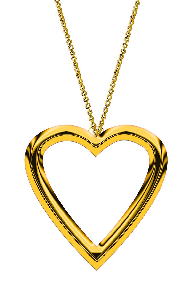 Liebesgeschenk halbes Herz
