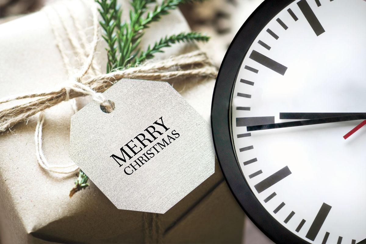 Last Minute Weihnachtsgeschenkideen – Wenn morgen Weihnachten wäre