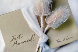 Hochzeitsgeschenk verpacken - Tipps
